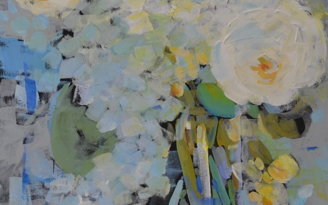 Boring Wall?  10% off a gorgeous painting today-Sept 15